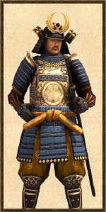 Tokugawa history potrait