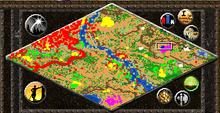 Alaric level 1 map 1