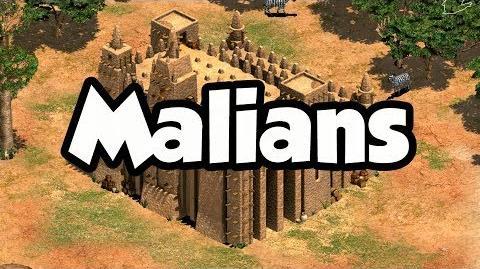 Malians Overview AoE2