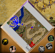 Tug of War map