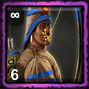Aztec Home City 2 (6 Arrow Knights INF)