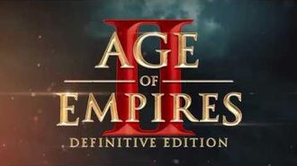 Age of Empires II Definitive Edition - Opening Cinematic (HD)