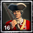 British Home City 2 (16 Musketeers)