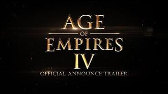 Age of Empires IV Announce Trailer-1