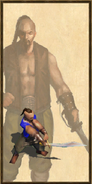 Wokou Pirate history portrait
