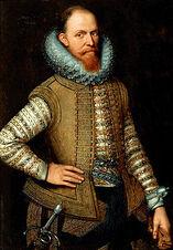 220px-Michiel Jansz van Mierevelt - Maurits van Nassau, prins van Oranje en Stadhouder
