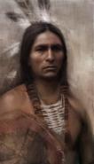Chief gall art