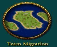 Team Migration menu icon