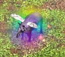 Flying Purple Tapir
