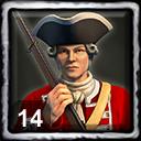 British Home City 2 (14 Musketeers)