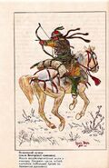 Polovtsian-Horse-Archer