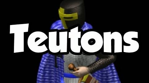 Teutons Overview AoE2