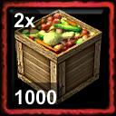 Japanese Home City 1 (1000 Food)