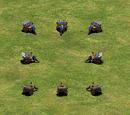 Organ Gun (Age of Empires II)