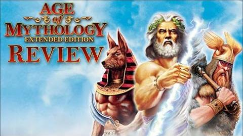 Age Of Mythology Review ~ Extended Edition + Titans Expansion Pack
