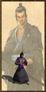 Wokou Ronin history portrait