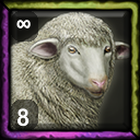 Spanish Home City 1 (7 Sheep)