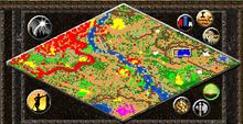 Alaric level 1 map 2