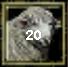 Iroquois Home City 1 (20 Sheep)