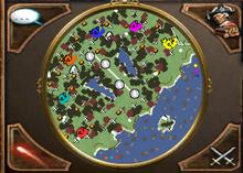 New england mini map