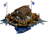 Unused dock aoe2