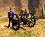 Gatling Gun unique model