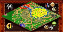 Sforza level 6 map