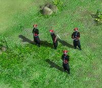中國人 - 單位03.中國連弩兵