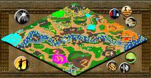 Dracula level 2 map