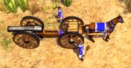 Heavy Cannon side model