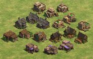 New houses de
