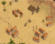 Egyptian camp