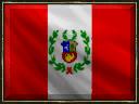 Peru flag revolt