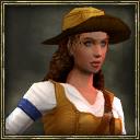 Amelia Black Icon