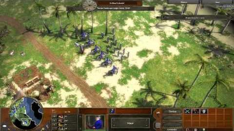 Age of empires 3 Campaña Acto 1 Misión 6 En español (voces y texto)