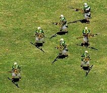Eagle Warriors(AOEII)