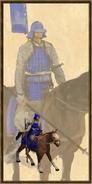 Naginata Rider history portrait