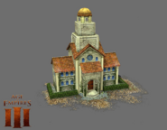 Capitol model med