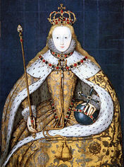275px-Elizabeth I in coronation robes