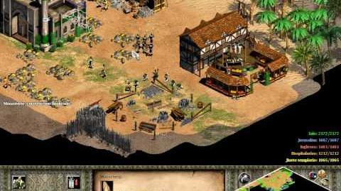 Age of Empires 2 - Saladino, Misión 3