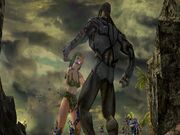 Kronos defeated