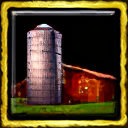 French Home City 4 (Food Silos)