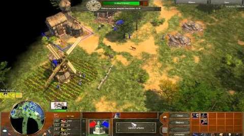 Age of empires 3 Campaña Acto 2 Misión 1 - español (voces y texto)