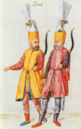 Two-Janissaries-of-Solak-guard