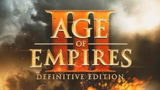 Age of Empires 3 Definitive Edition Trailer