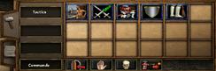 Tactics UI