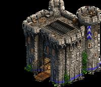 Castle sprite aoe2de