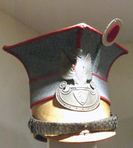 Czapka of an Wachtmeister of 1st Uhlan Regiment of Polish Legions 1914-1918