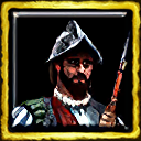Conquistador (AoE3 Home City Card)