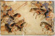Mongol-Mounted-Archers